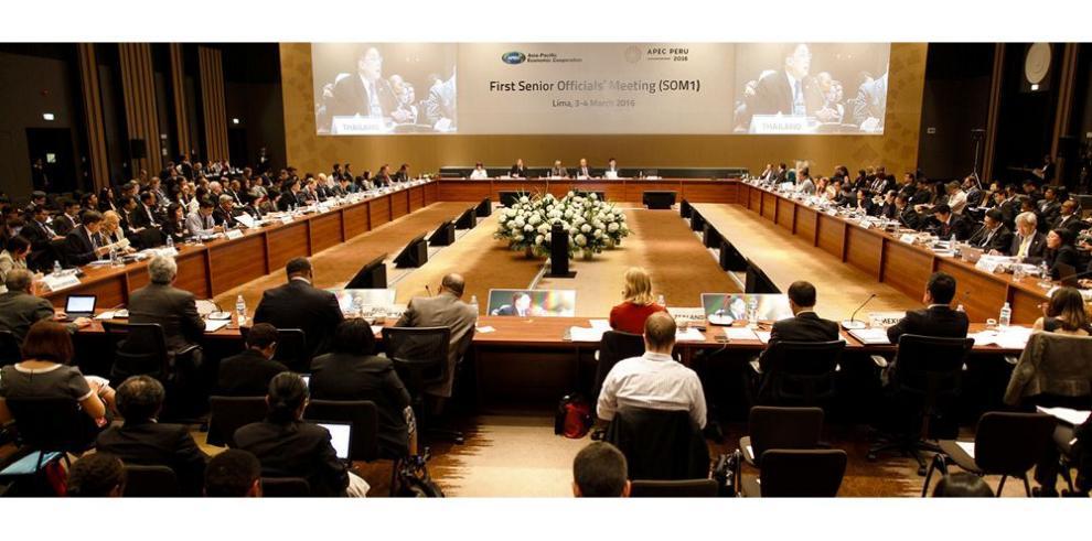 APEC culmina foro económico en Lima