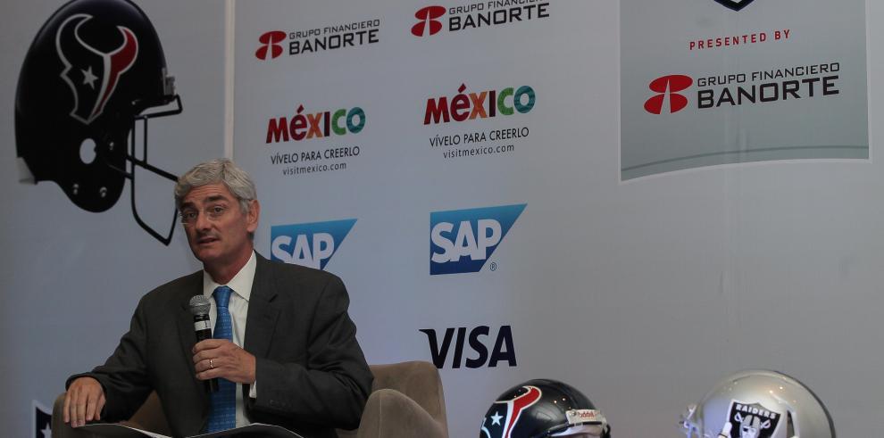 NFL pone precio a boletos del partido entre Texans y Raiders