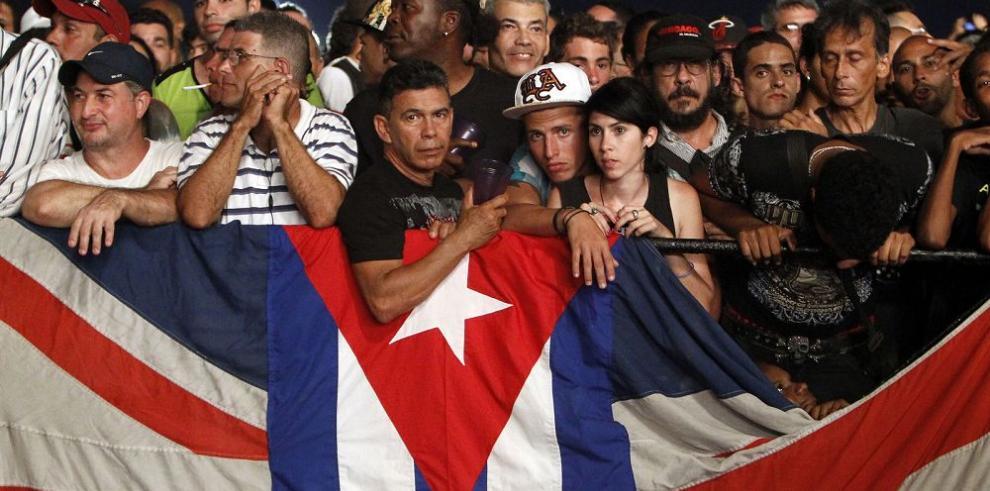 Opositores cubanos presentan en Madrid proyecto de transición