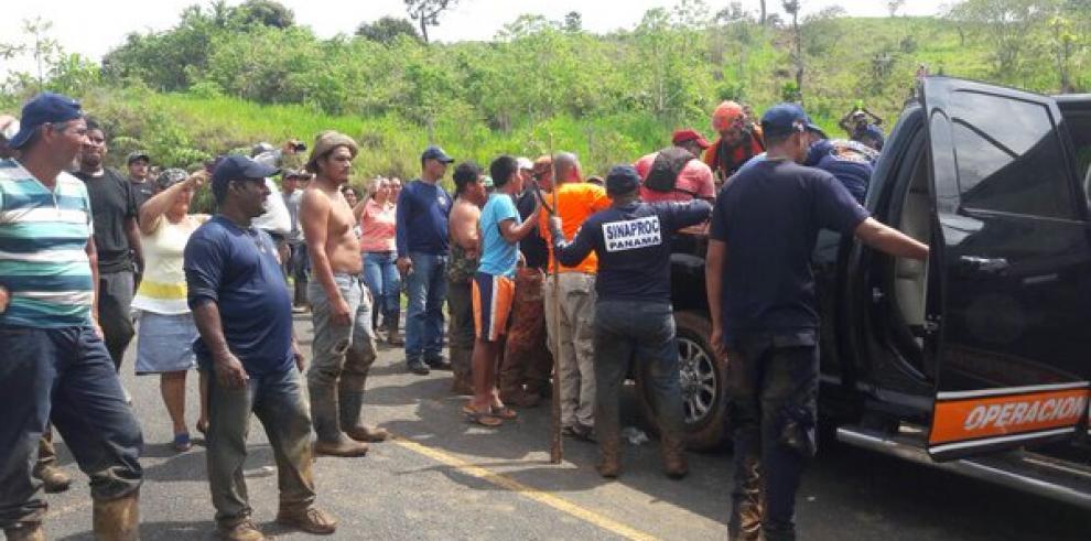 Encuentran con vida a anciana que estaba desaparecida en Bocas del Toro