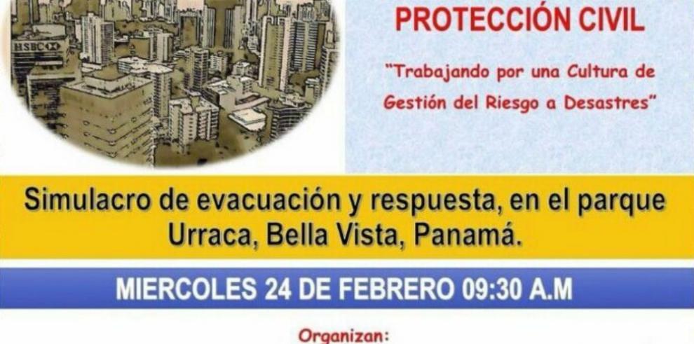 No habrá cierre de calles por simulacro de sismo en avenida Balboa