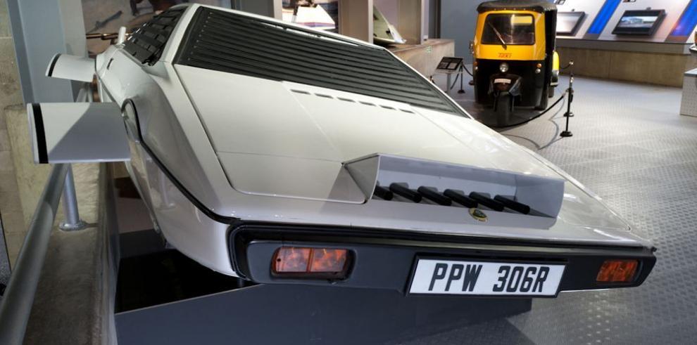 El precio de los autos de Bond