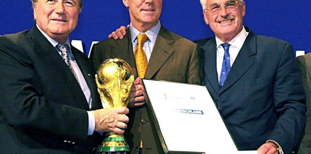 La gente ya no cree en la FIFA