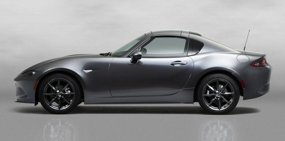 Mazda presenta la nueva variante del Miata
