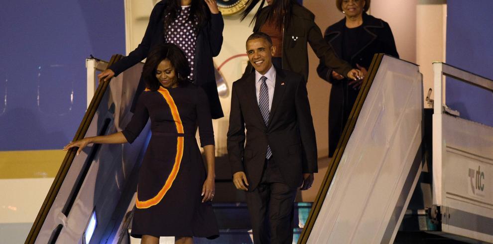 Obama busca en Argentina dejar atrás viejos enconos