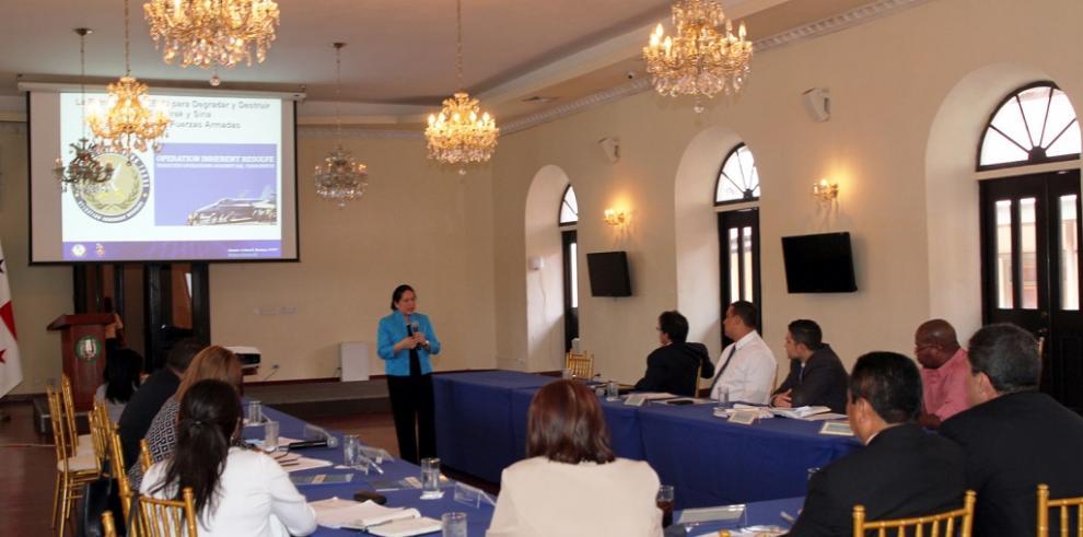 Panamá asumirá presidencia del Comité contra el terrorismo de la OEA