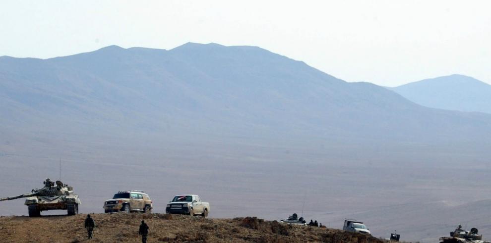 Régimen sirio se prepara para tomar Palmira por asalto