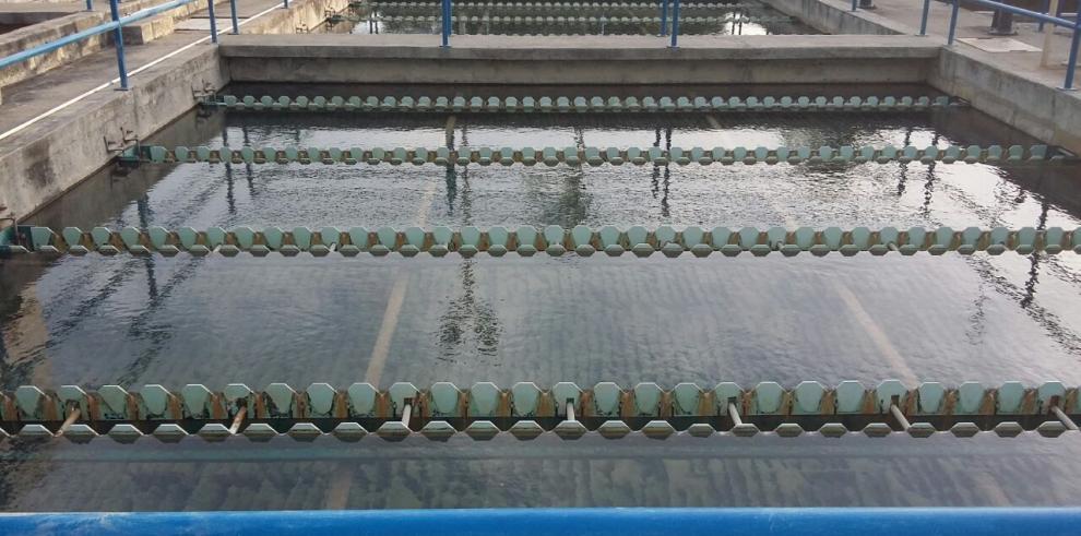 Partes altas de Penonomé afectadas con suministro de agua