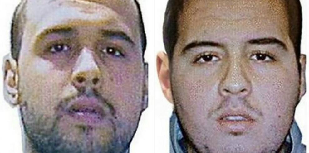 Dos hermanos, identificados como autores de los atentados en Bruselas