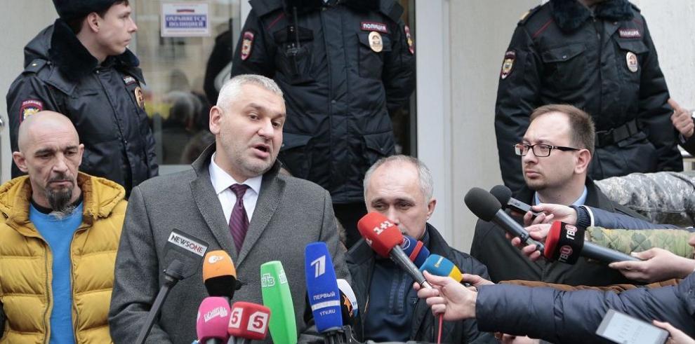 Rusia condena a 22 años a la piloto ucraniana Sávchenko