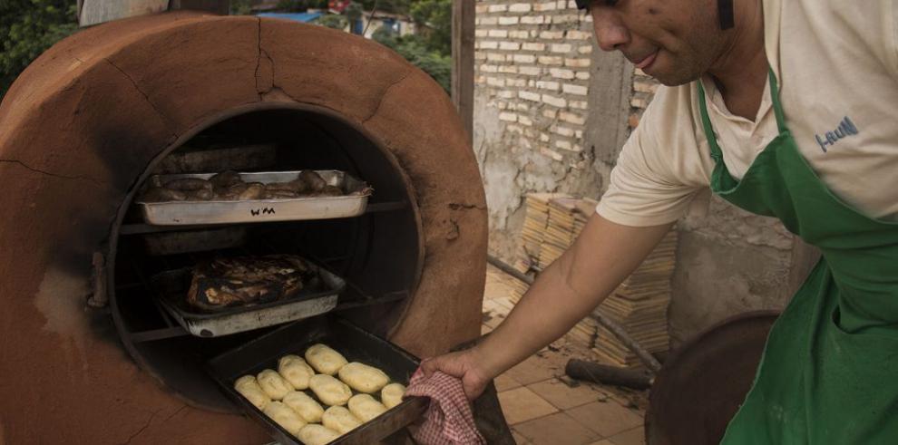 'Chipa', el popular pan paraguayo que no falta en Semana Santa