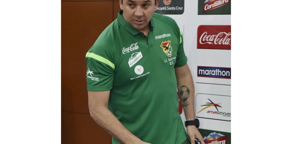 Bolivia desea dar la sorpresa ante la Colombia de James