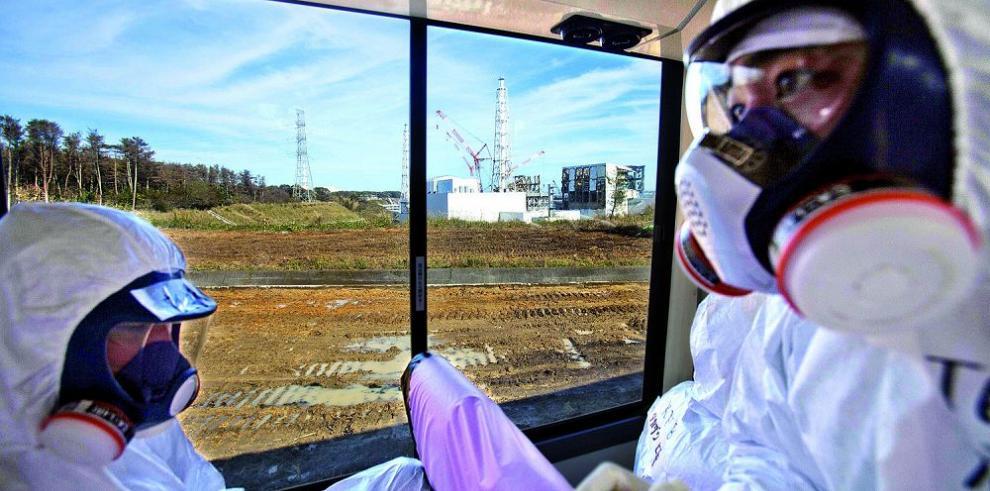 Realidad virtual para desmantelar Fukushima
