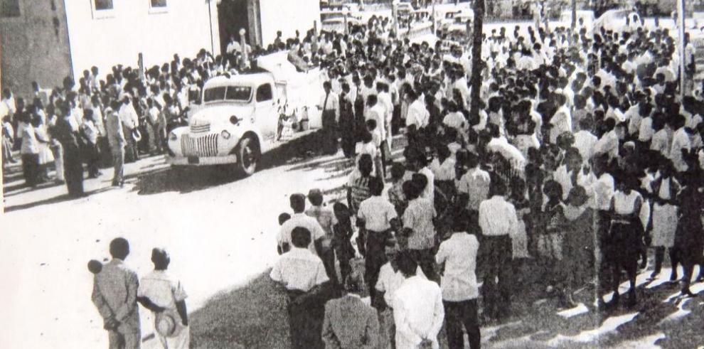 Así vivieron los penonomeños el 9 de enero de 1964