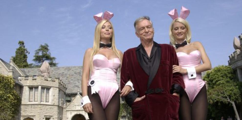 La mansión Playboy en venta por 200 millones de dólares