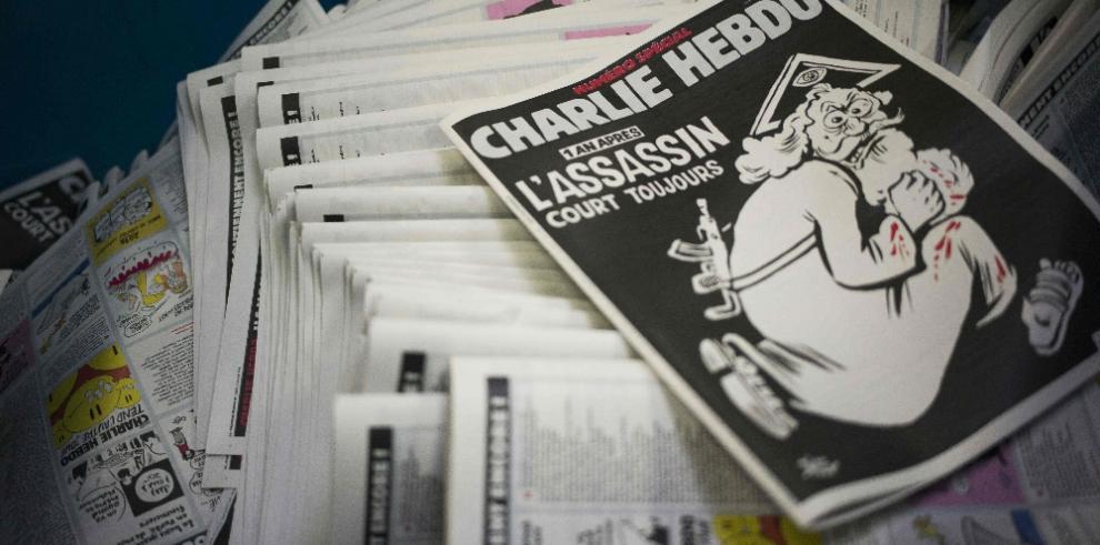 Un año después de los atentados, Charlie Hebdo se siente solo