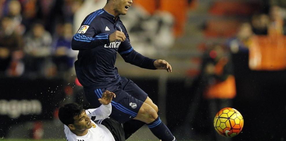 """El portugués Ronaldo aspira a """"vivir como un rey"""""""
