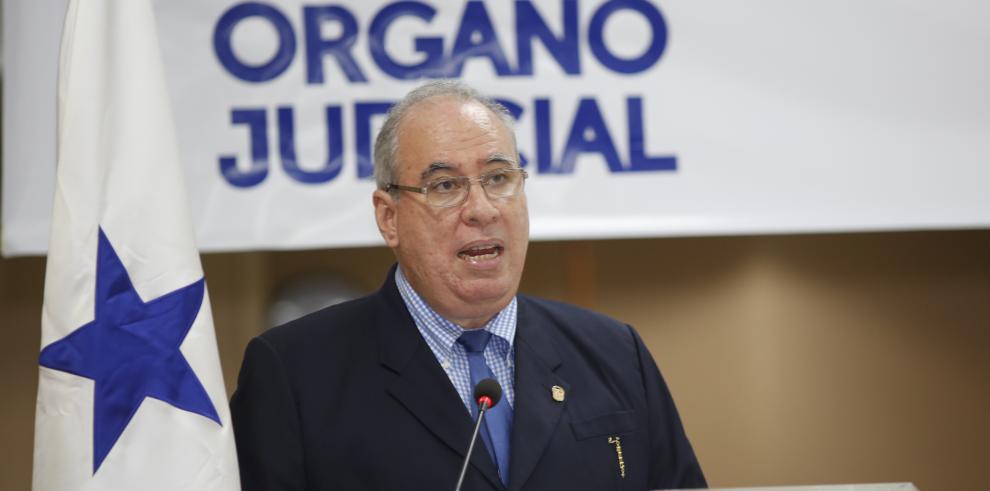 Ayú Prado es reelecto presidente de la CSJ, Russo y Cedalise lo apoyan