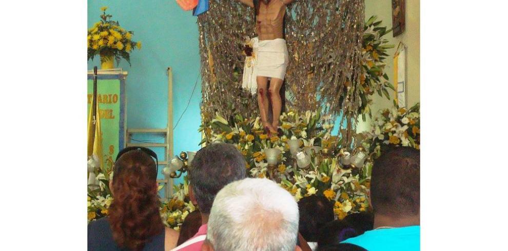 Anuncian fiestas del Cristo de Antón