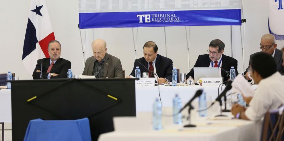 La Comisión de Reformas Electorales en su tramo final