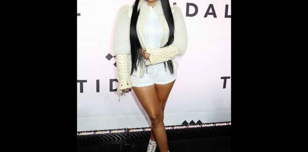 Nicki Minaj sustituirá a Jennifer López