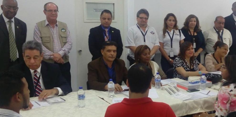 Elecciones en la Universidad de Panamá se realizan sin sobresaltos