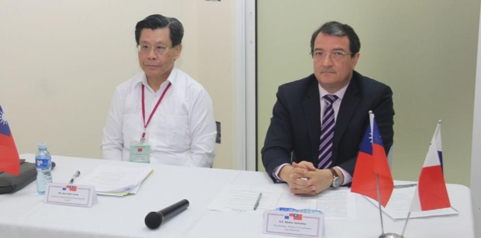 Panamá, atractivo para inversionistas de Taiwán