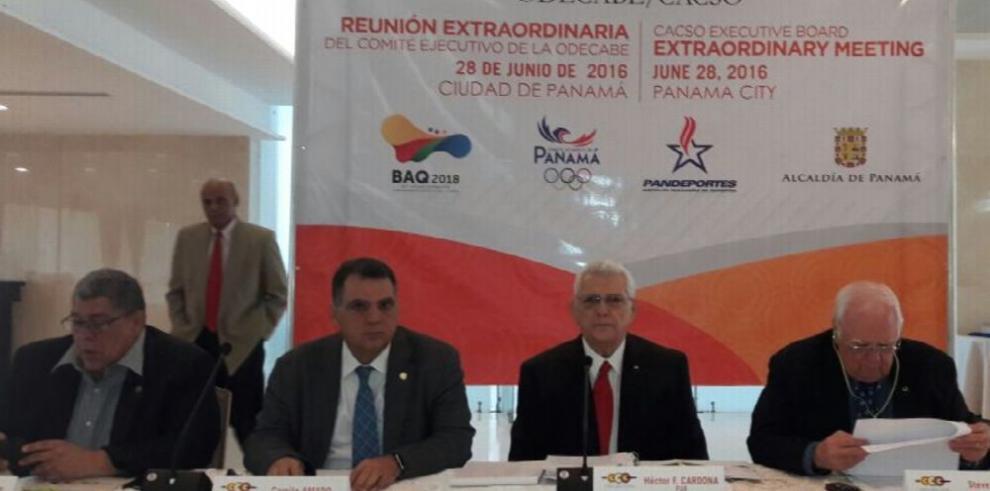 Sede panameña será decidida en el 2017