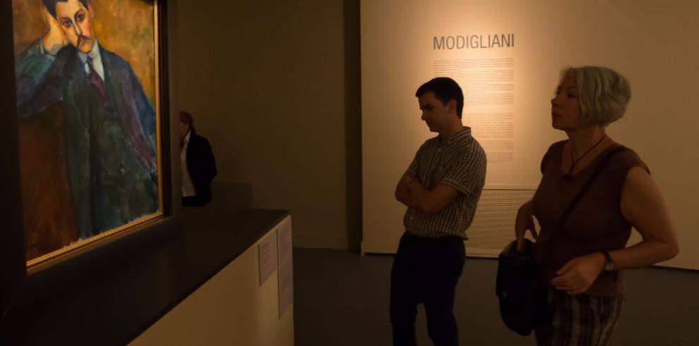 El expresionismo de Modigliani