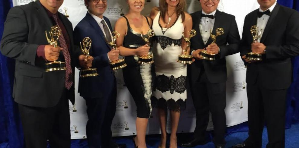 Emmys con sabor panameño