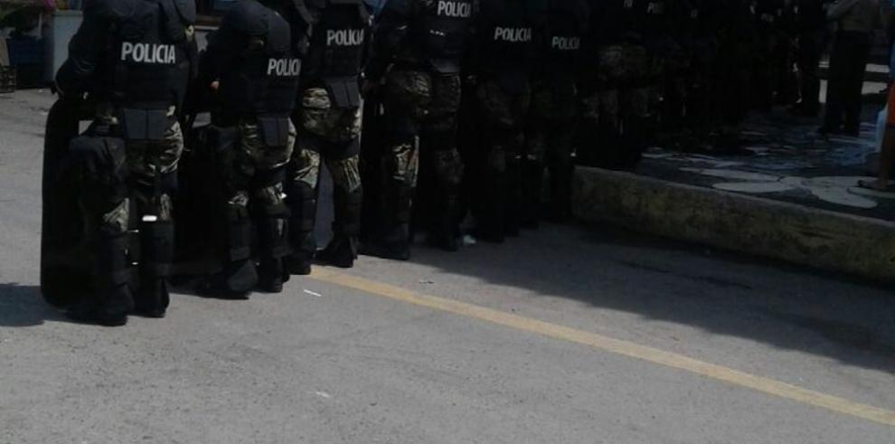 Extracontinentales agudizan situación en Paso Canoas