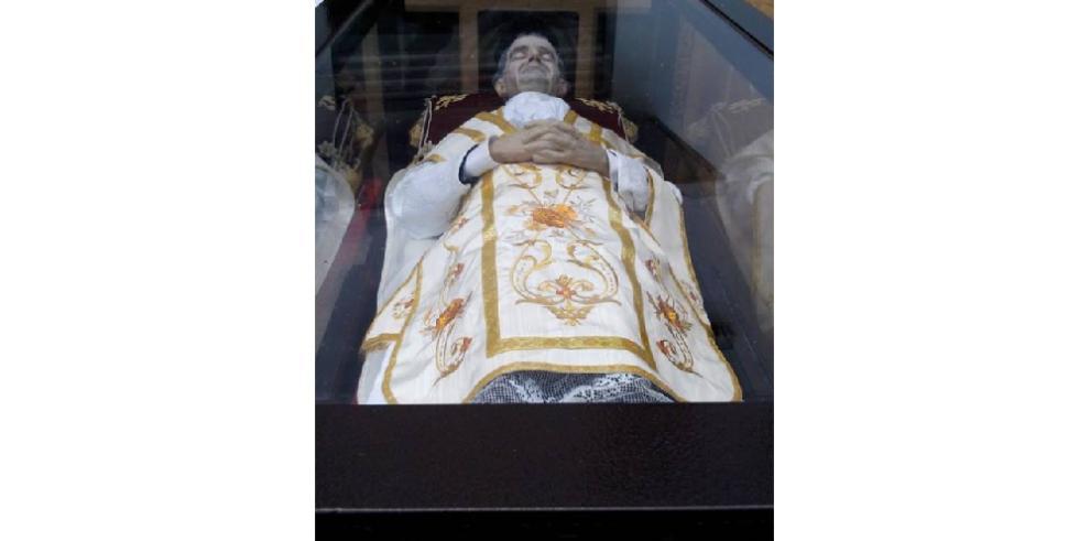 Reliquia de Don Bosco llega a Panamá
