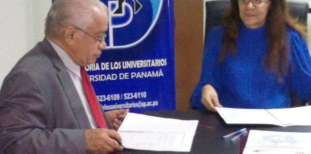 Medrano firma pacto sobre los derechos