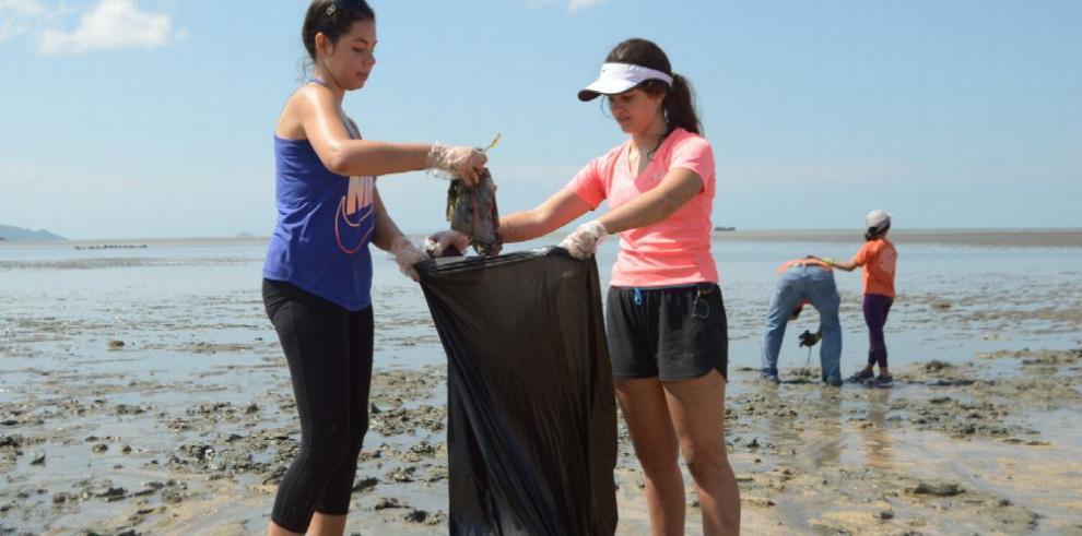Recolectan 1,806 kg de basura en Veracruz