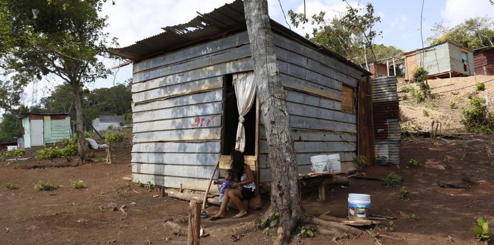 Pobres en una capital de 'ricos'