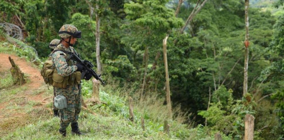 Reportan enfrentamiento entre Senafront y guerrilleros