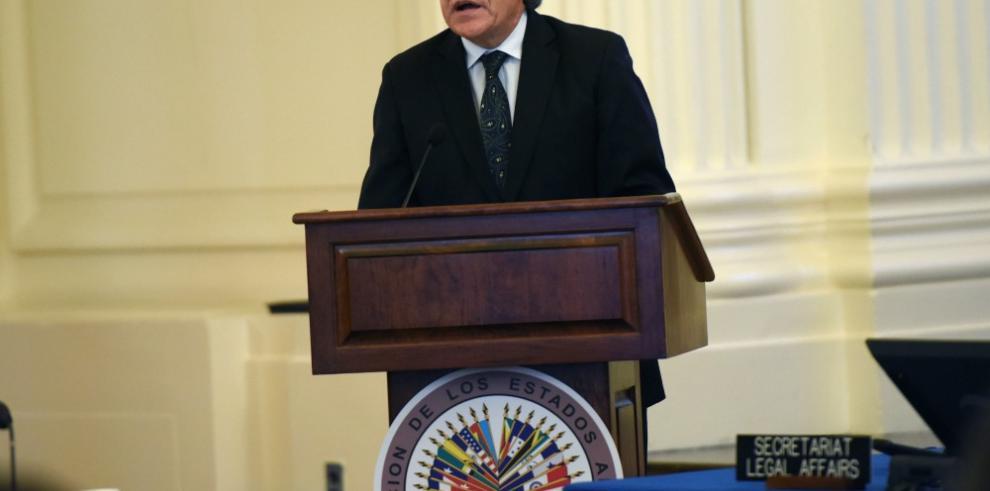 Expresidentes iberoamericanos abogan ante OEA por democracia en Venezuela