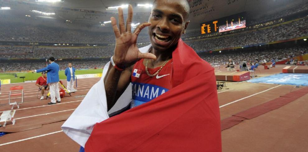 El gran salto hacia la gloria olímpica