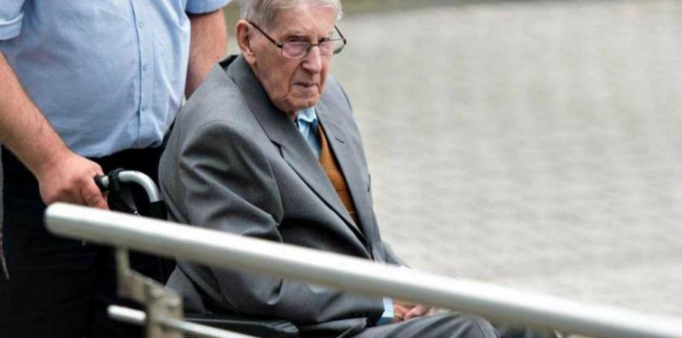 Condenan a seis años de prisión a miembro de las SS hitlerianas