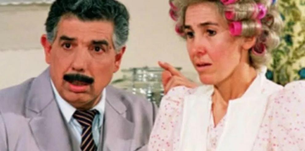 La última tacita de café de 'El Profesor Jirafales' y 'Doña Florinda'