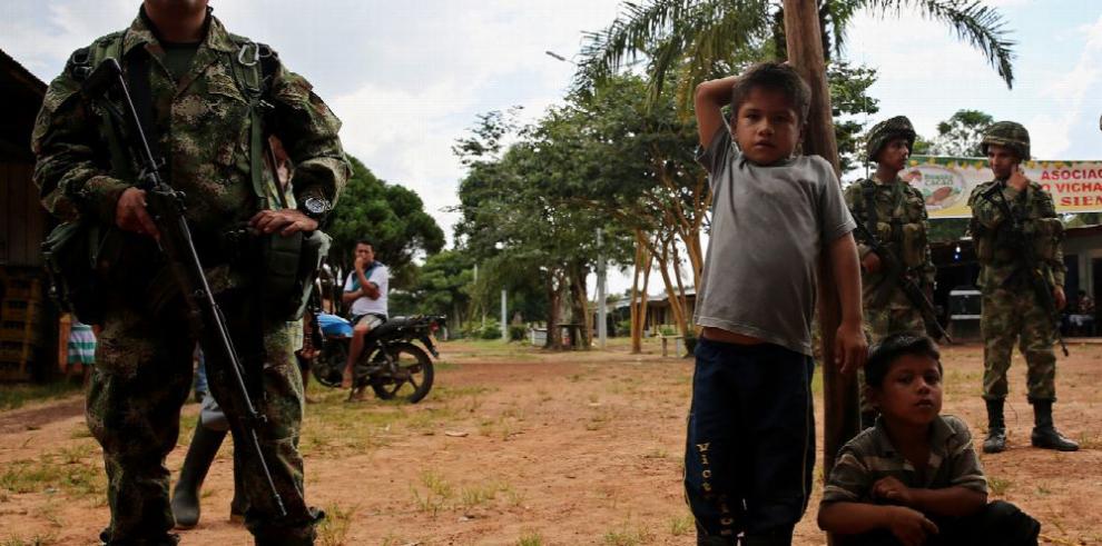FARC: Ejército violó cese el fuego