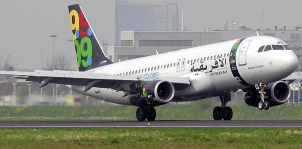 Liberados todos los pasajeros del avión libio secuestrado