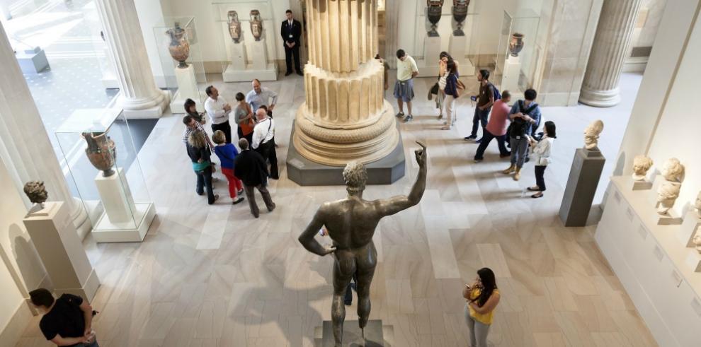 El MET muda su arte moderno y contemporáneo