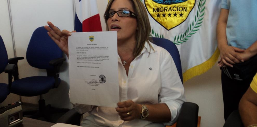 Cancelan audiencia contra exdirectora de SNM, María Cristina González
