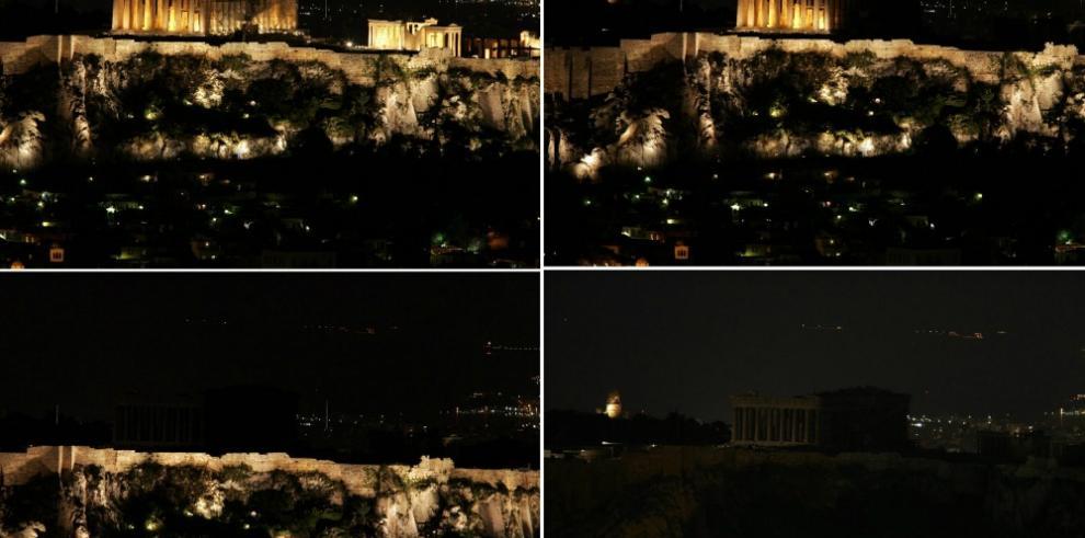 De Fiyi a EEUU, el mundo apagará luces para 'La Hora del Planeta'