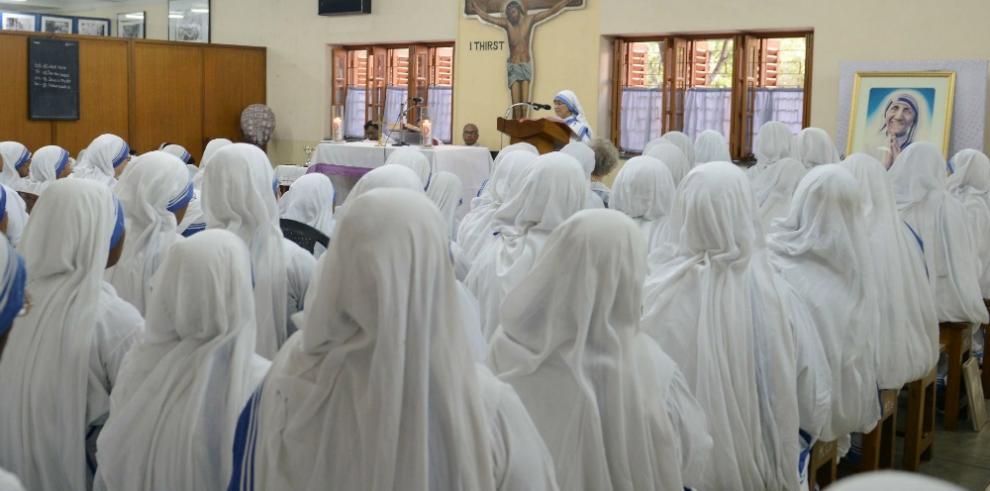 El Papa firma decreto de canonización de la Madre Teresa de Calcuta