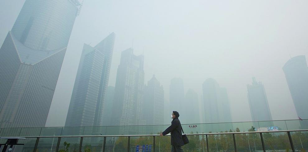 Intenso smog afectará a Beijing y regiones vecinas próximos tres días