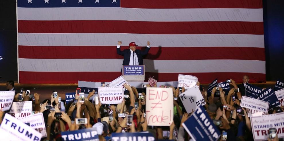 El polémico ascenso de Donald Trump hacia la Casa Blanca