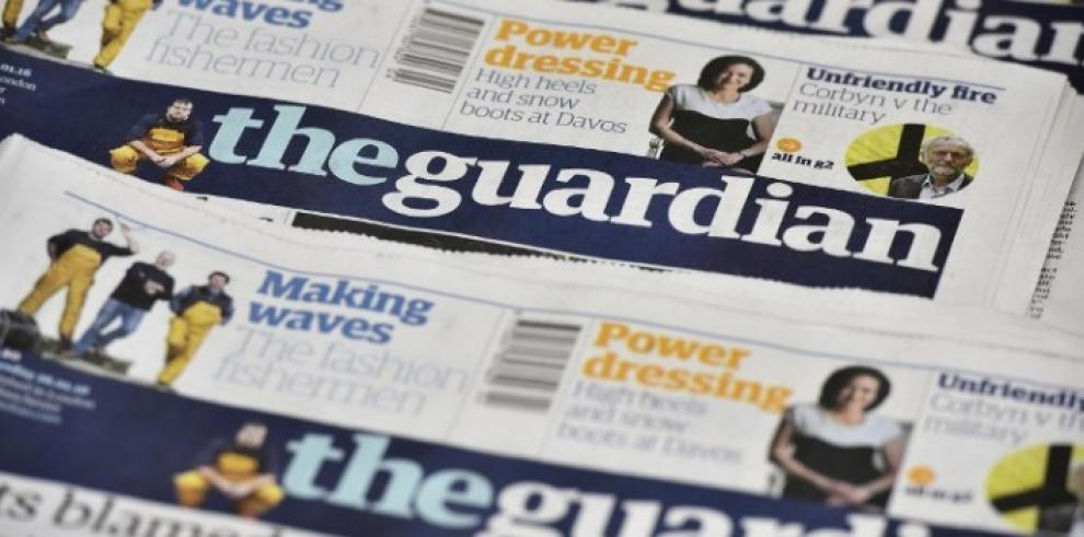 Diario británico The Guardian suprimirá 250 empleos