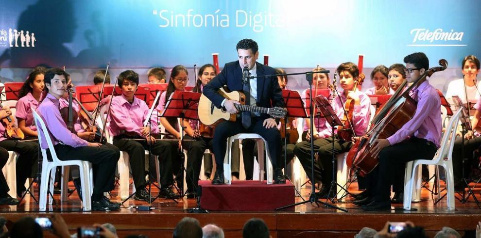 'Sinfonía Digital' para promover la inclusión